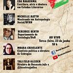 5 Mulheres Latino-Americanas na Palestina – 23/06 – 18h