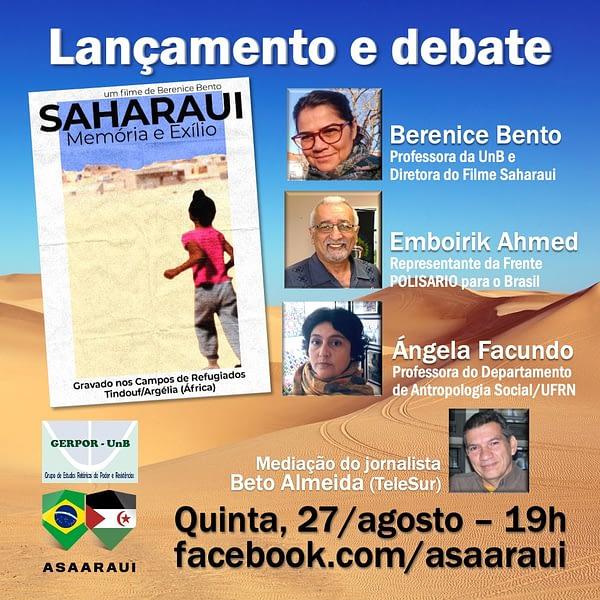 Saharaui: Memória e Exílio