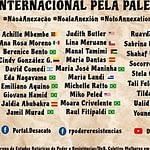 Ato Internacional Pela Palestina