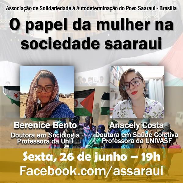 O papel da mulher na sociedade saaraui