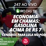 """Entrevista sobre meu livro """"Brasil, ano zero""""_com Mauro Lopes"""