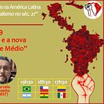 """""""A questão palestina e a nova geopolítica do Oriente Médio"""""""