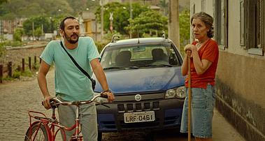Irandhir Santos e Cássia Kis em 'Redemoinho' (Divulgação)