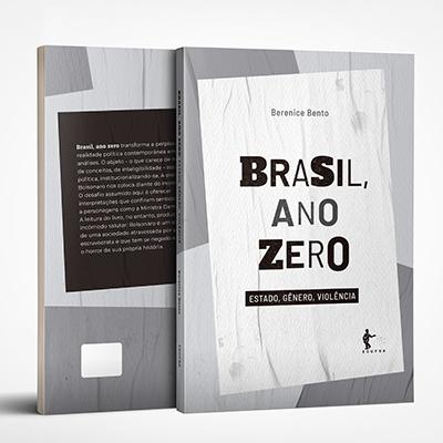 """Pré-lançamento do livro """"Brasil, ano zero: Estado, Gênero, Violência"""""""