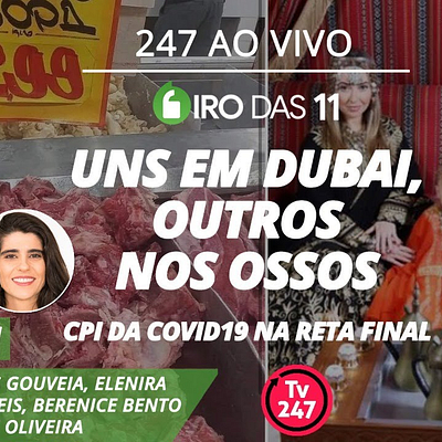 entrevista – Mães contra o Estado – Giro das 11, 247 – 18/01
