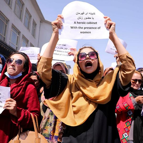 Da guerra no Afeganistão à guerra feminista